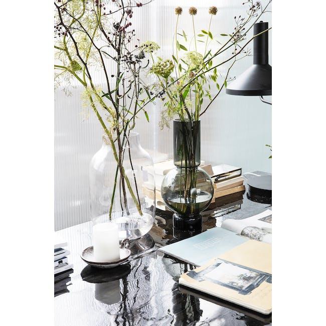 Bubble Tall Vase - Grey - 1