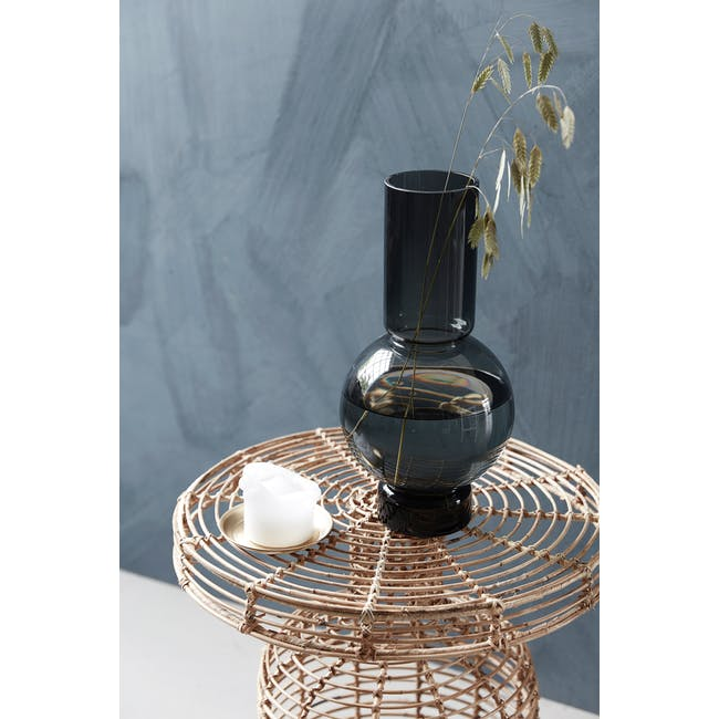 Bubble Tall Vase - Grey - 2