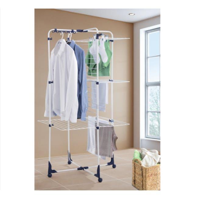 Leifheit Turmtrockner Classic Tower Clothes Dryer (3 Sizes) - 4