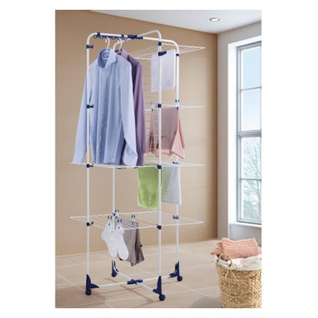 Leifheit Turmtrockner Classic Tower Clothes Dryer (3 Sizes) - 7