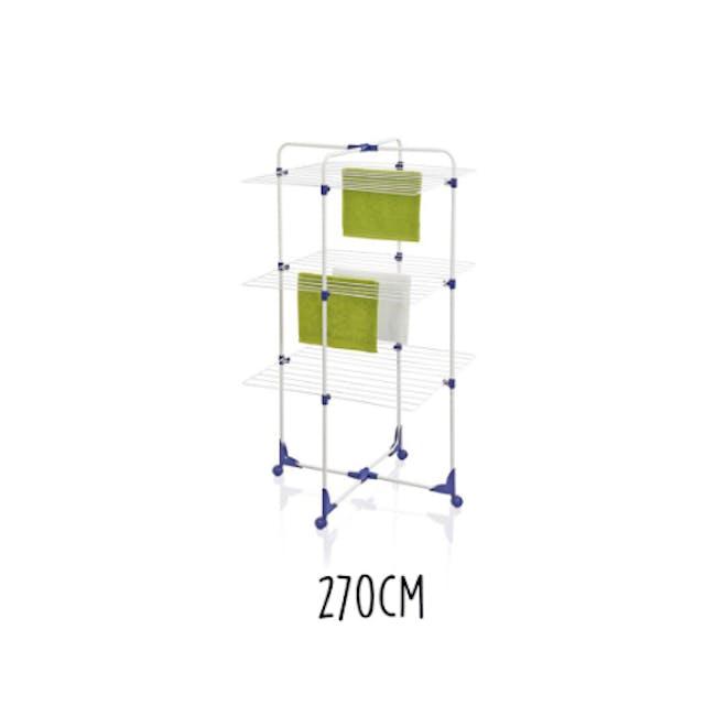 Leifheit Turmtrockner Classic Tower Clothes Dryer (3 Sizes) - 2