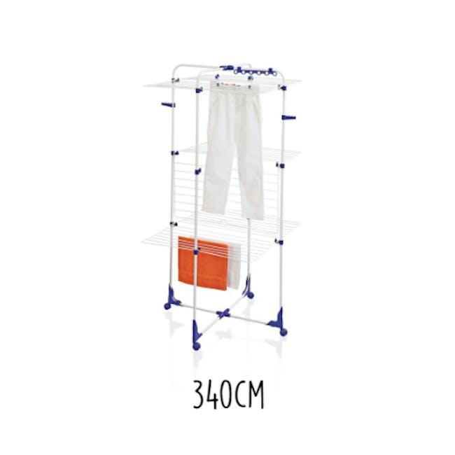 Leifheit Turmtrockner Classic Tower Clothes Dryer (3 Sizes) - 5