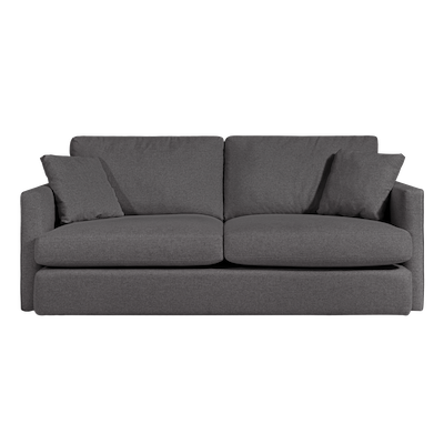(As-is) Ashley 3 Seater Sofa - Granite - 1 - Image 1