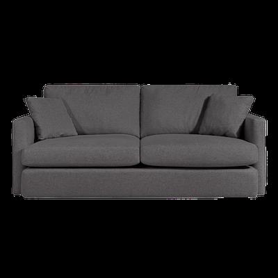 Ashley 3 Seater Sofa - Granite - Image 1