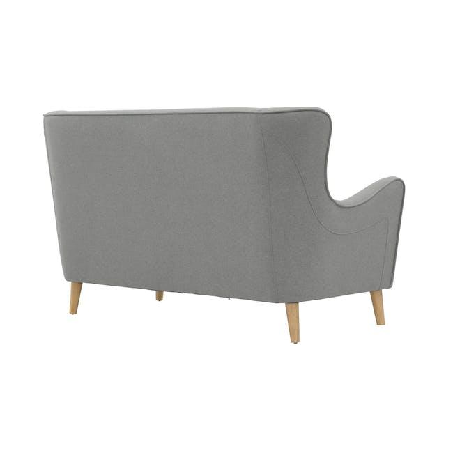 Jacob 2 Seater Sofa - Slate - 3