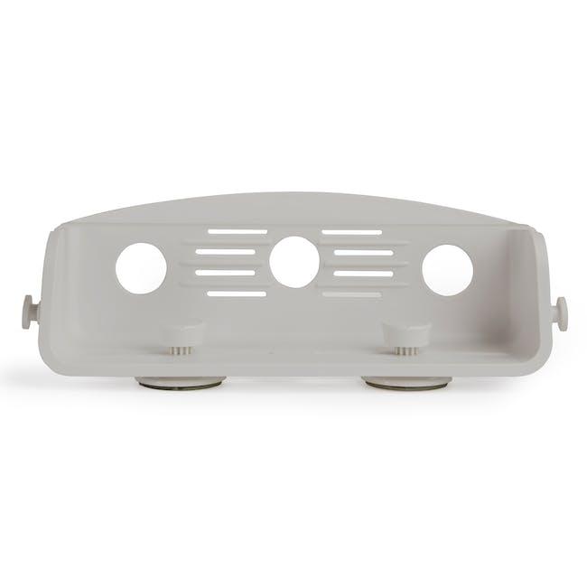 Flex Gel-Lock Bin - Grey - 2