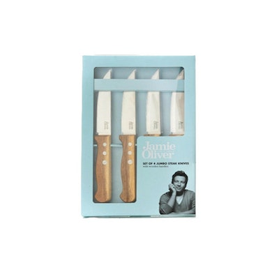 Jamie Oliver Jumbo Steak Knives (Set of 4) - Image 1