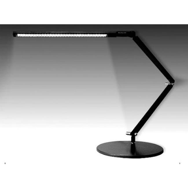 Koncept Z-Bar Mini LED Desk Lamp - Silver - 1