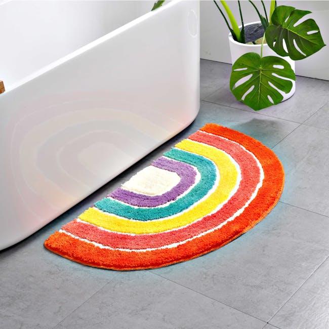 Noje Floor Mat - Rainbow - 1