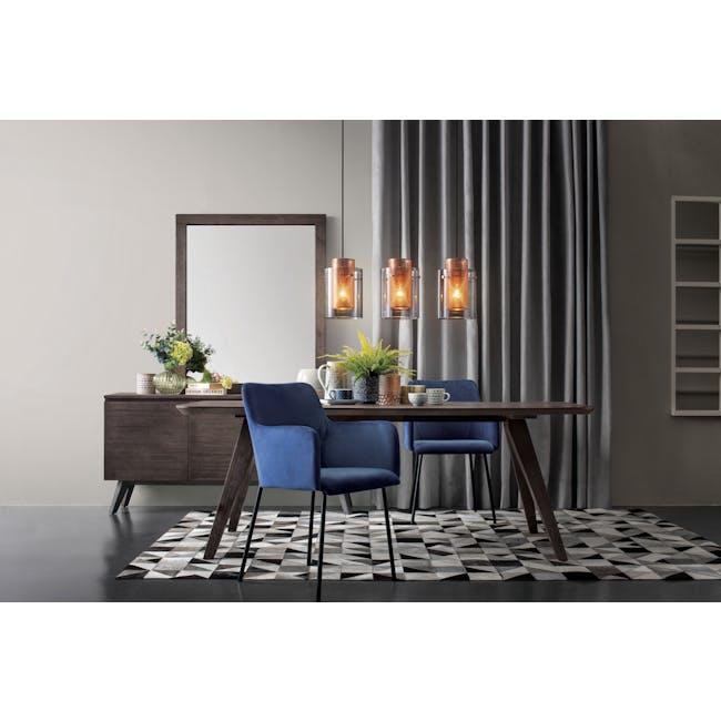 Maeve Wall Mirror 120 x 100 cm - 1