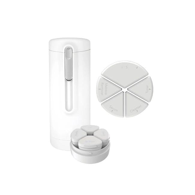 Tic Skin Bottle V2 - White - 0