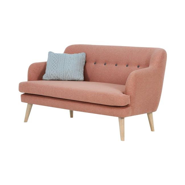 Lanaya 2 Seater Sofa - Burnt Umber - 1