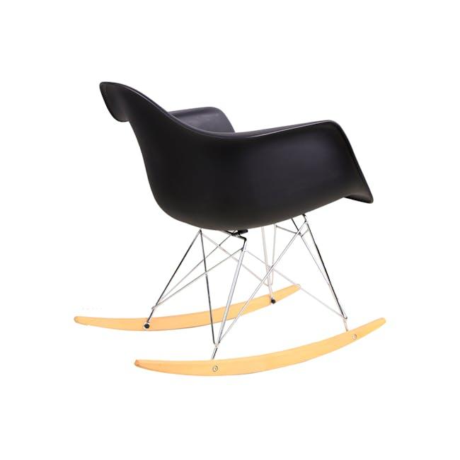 (As-is) RAR Rocking Chair - Black - 2 - 7