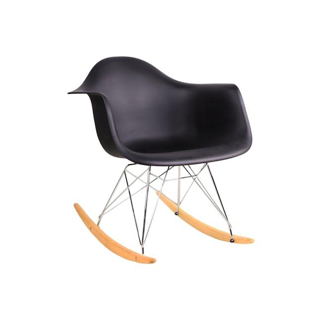 (As-is) RAR Rocking Chair - Black - 2 - 0