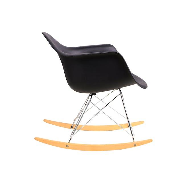 (As-is) RAR Rocking Chair - Black - 2 - 6
