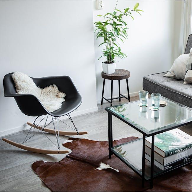 RAR Rocking Chair Replica - Black - 1