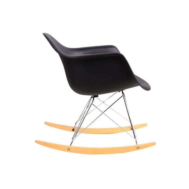 RAR Rocking Chair Replica - Black - 3