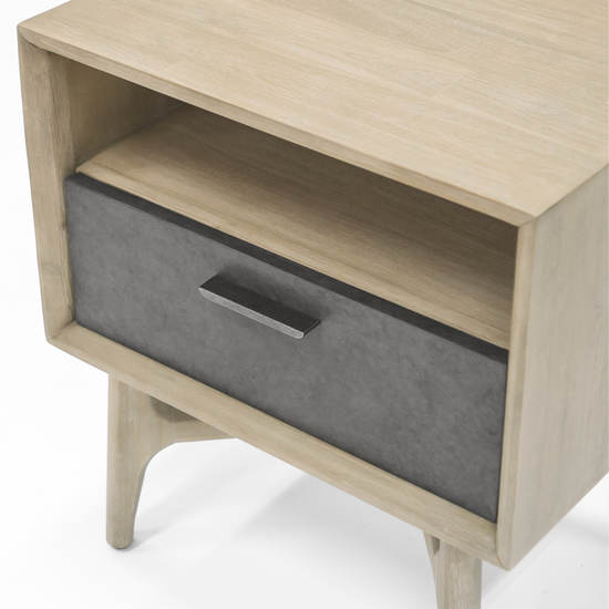 Hendrix by HipVan - Hendrix Bedside Table