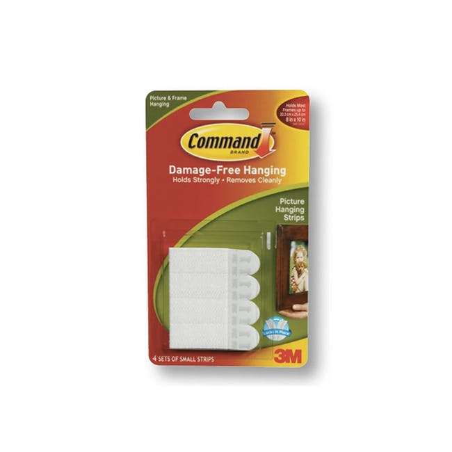 Command™ Picture Hanging Strips - White - 3