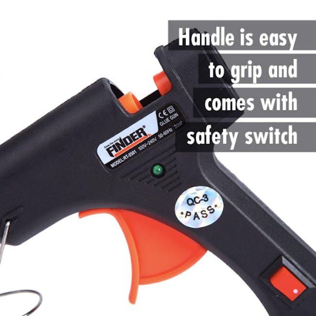 FINDER Glue Gun - 3