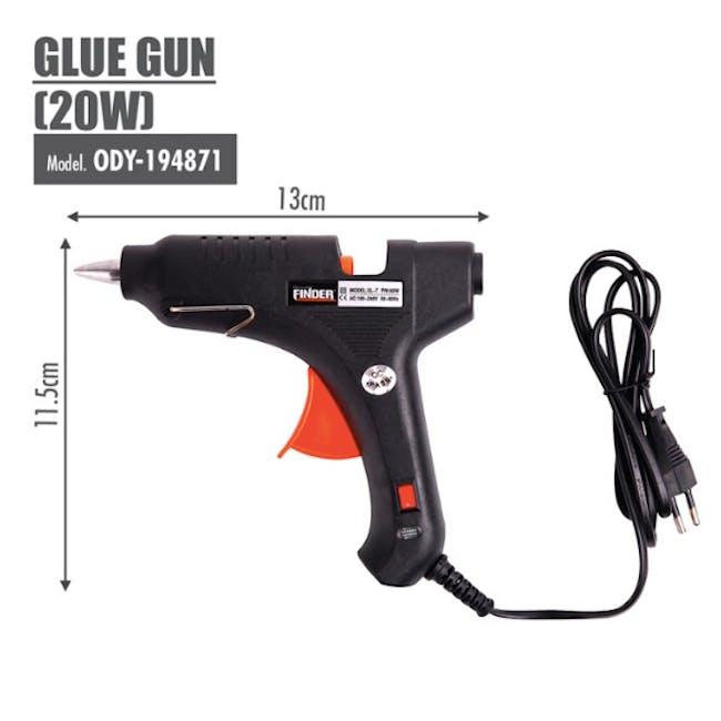 FINDER Glue Gun - 5