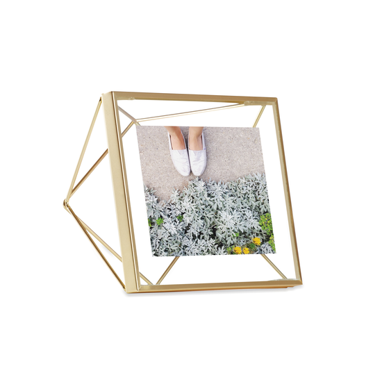 Umbra - Prisma Square Photo Display - Brass