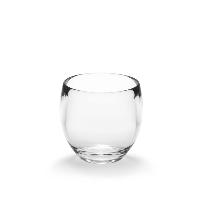 Droplet Tumbler - Clear - 0
