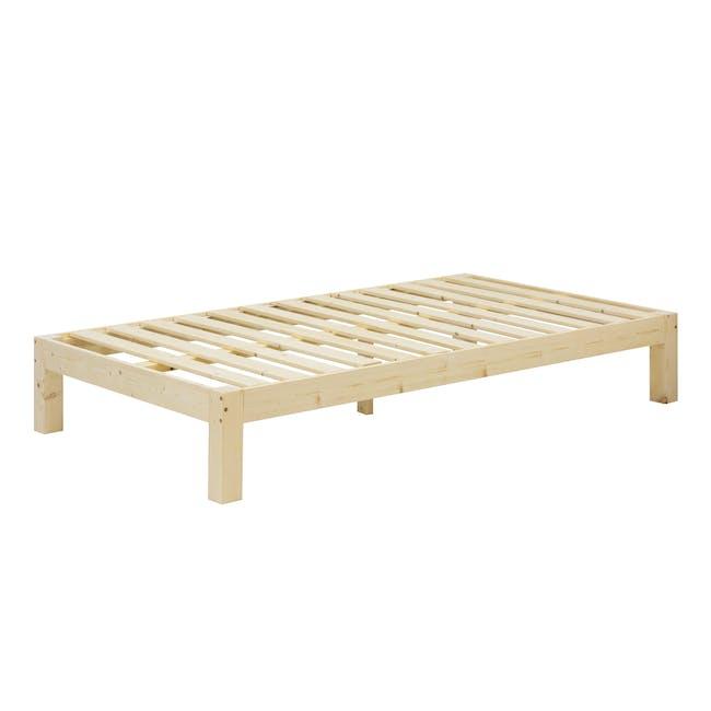 Katana Single Headboard Bed - 5