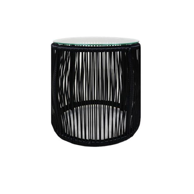 Orgo Patio Armchair Set, Grey Cushion - 3