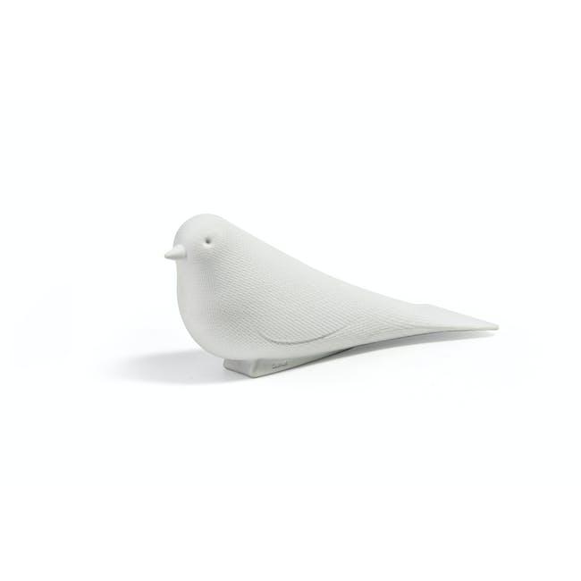 Dove Door Stopper - White - 0