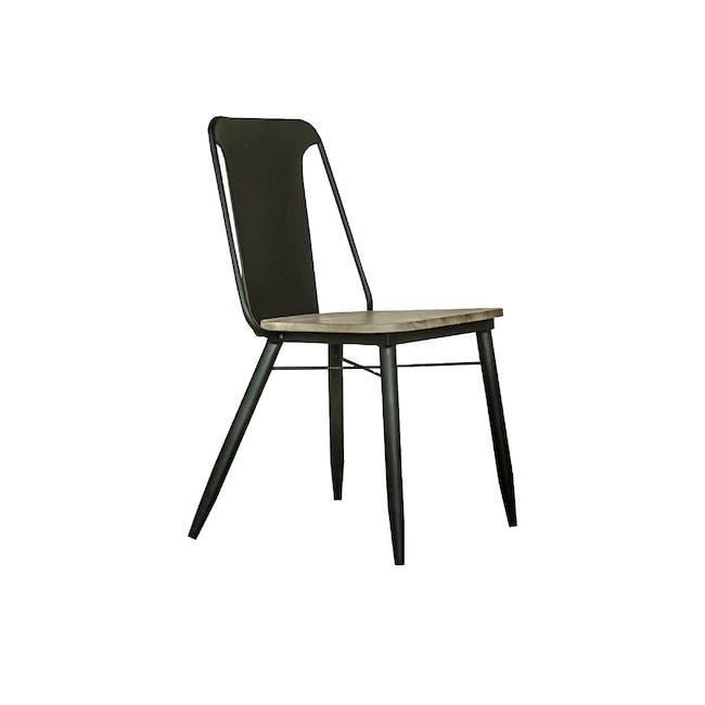 Starck Dining Chair - 0