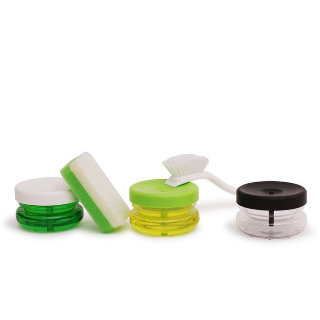 Bosign Instant Soap Dish Dispenser - Lime Green - 5