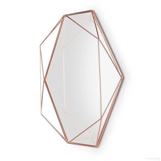 Prisma Mirror/Tray 57 x 43 cm - Copper - 1