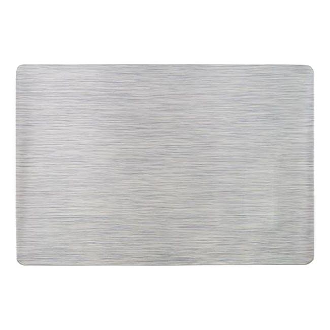 METALLIC Placemat - Silver - 0