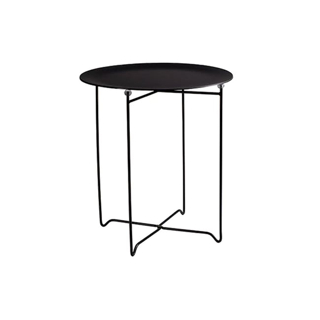Xever Occasional Table - Black - 5