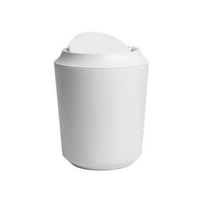 Corsa Can with Lid - White - Image 2