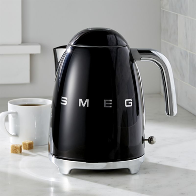 Smeg 1.6L Kettle - Black - Image 2