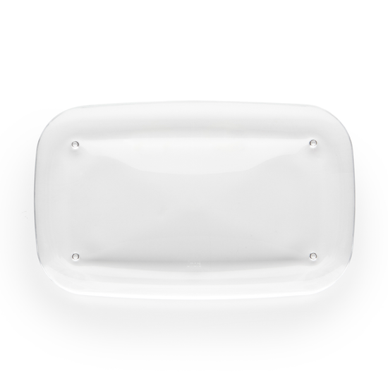 Umbra - Droplet Amenity Tray - Clear