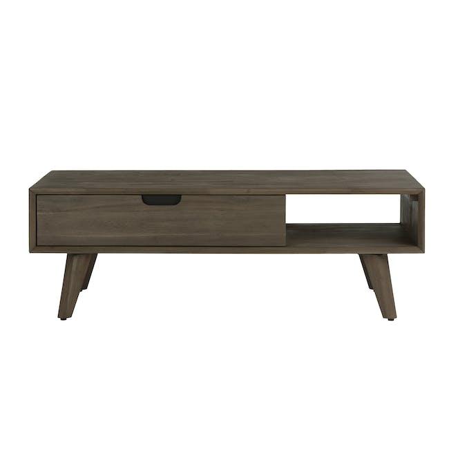 Tilda Single Drawer Coffee Table with Tilda High Side Table - 5