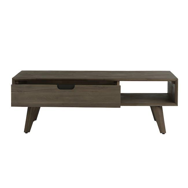 Tilda Single Drawer Coffee Table with Tilda High Side Table - 7