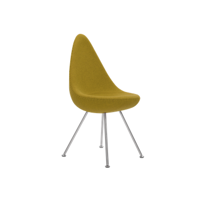 Drop Chair - Mustard Cashmere - Image 1