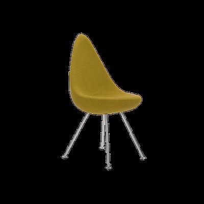 Drop Chair - Mustard