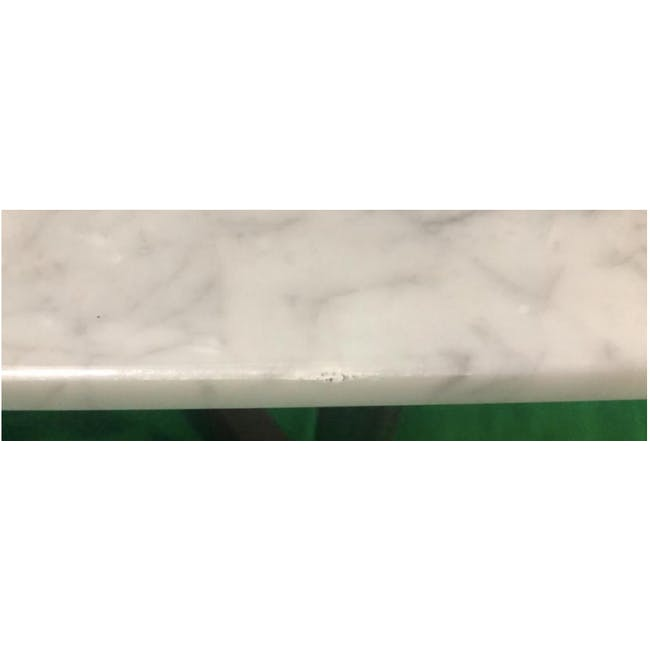 (As-is) Carson Marble Coffee Table - 1 - 12