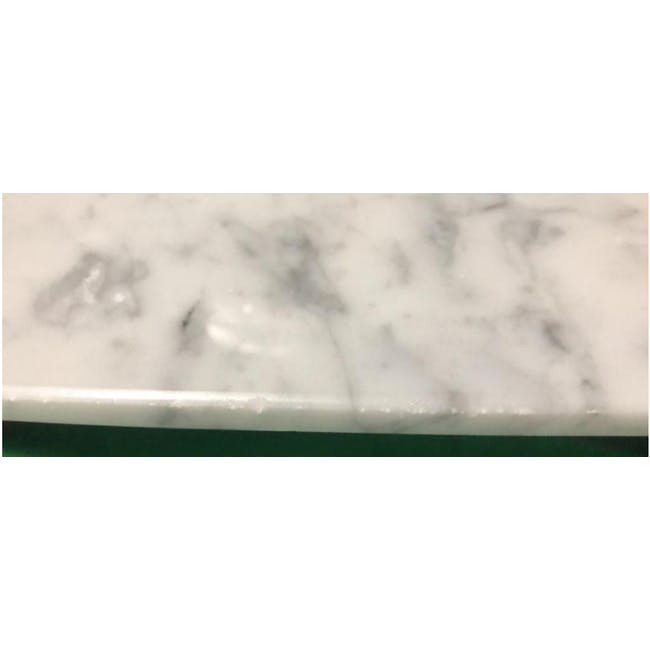 (As-is) Carson Marble Coffee Table - 1 - 13