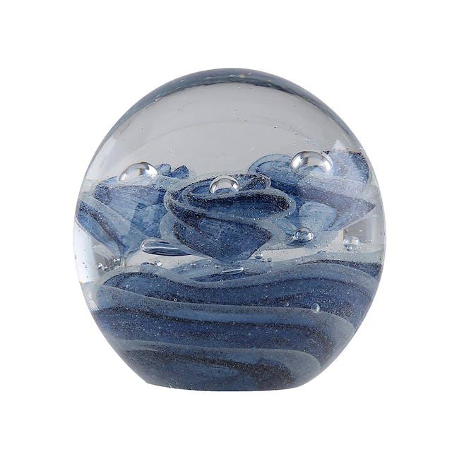 Gillian Glass Ball Décor - 0