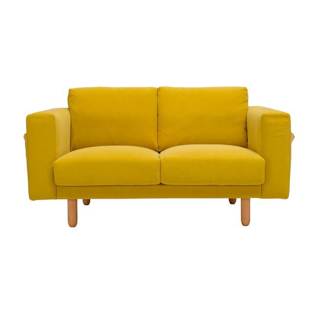 Minex 2 Seater Sofa - Tumeric - 0