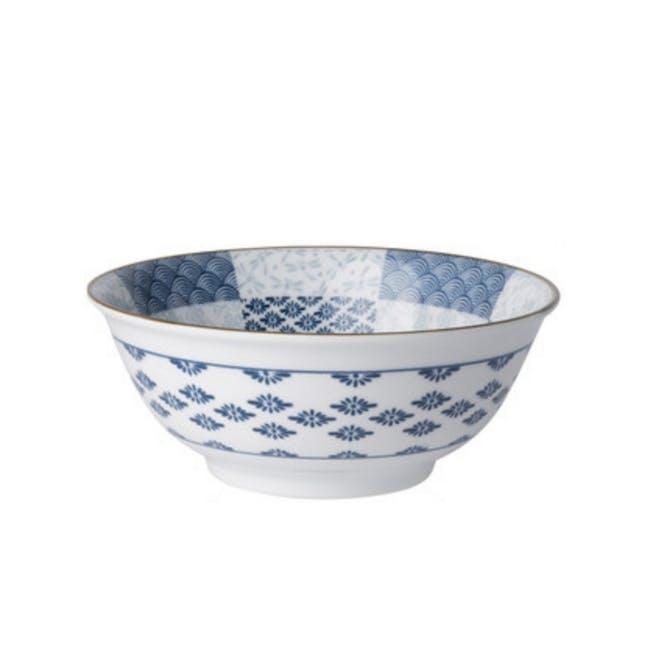 Blue Ocean Serving Bowl (Set of 2) - 0