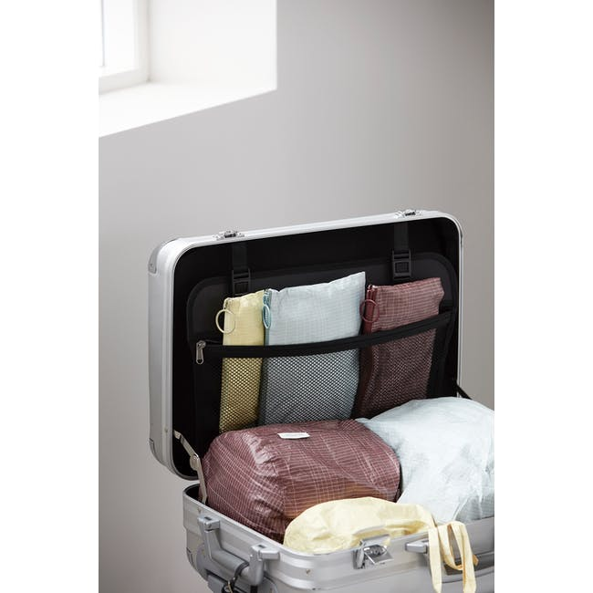 Alma Organiser Zipper Bags (Set of 3) - 1