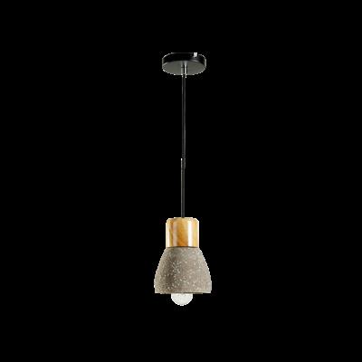 Charlie Concrete Pendant Lamp - Sprinkled