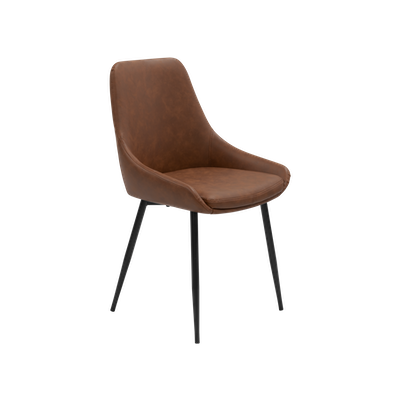 Ethan Side Chair (Faux Leather) - Image 2